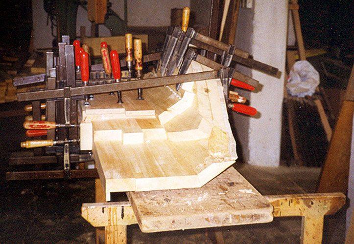 Tischler Jena holzbau individuell raum jena unser orgelprojekt