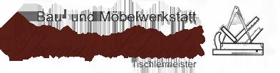 Bau- und Möbelwerkstatt Thomas Schenke - Logo