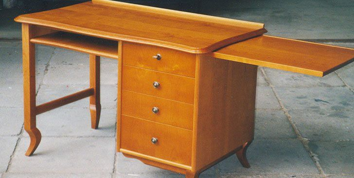 Tischlerarbeit Schreibtisch